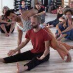 Danse Contact Release – Stage d'avril 2016 avec Riccardo Meneghini